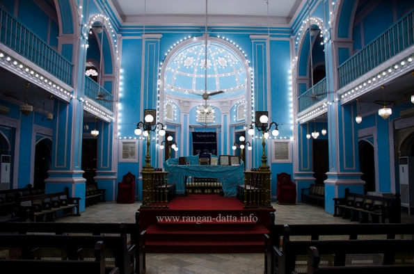 Magen David Synagogue 2
