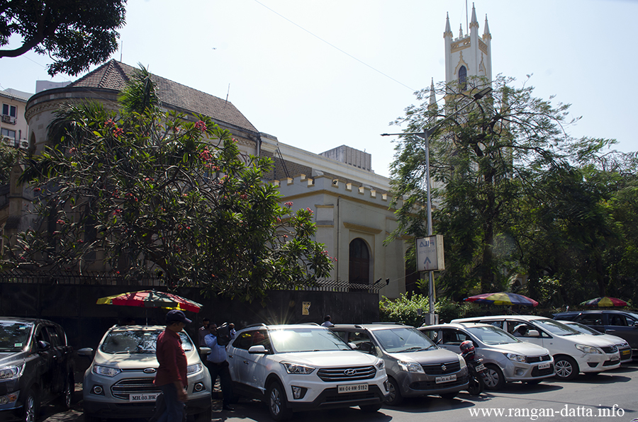 St Thomas Cathedral 2