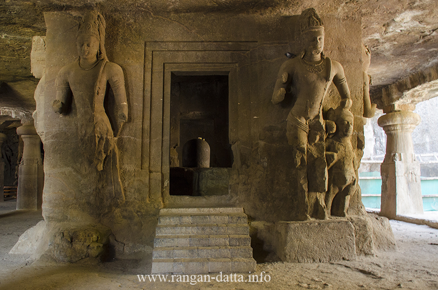 Main Linga Shrine, Elephanta Caves