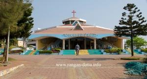 Velankanni Church, Uttan