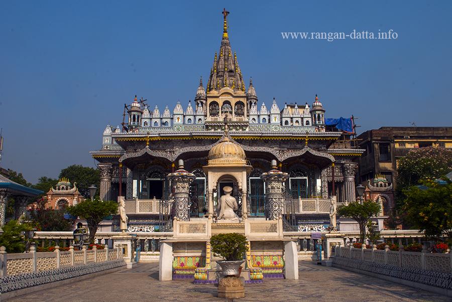 Temple of Sitalnath, Shwetambar Jain Temple Complex, Gouribari