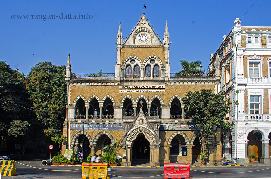 David Sassoon Library, Mumbai