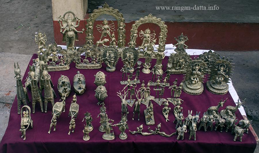 Dokra art for sale, Dariyapur