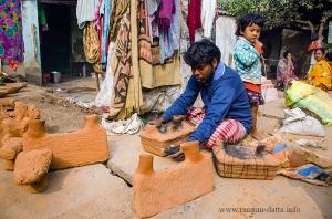 Dokra making, Dariyapur