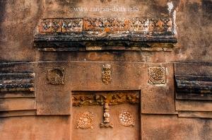 Terracotta ornamentation, Tomb of Pir Baharam