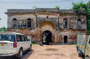Gate of the Mausoleum of Khwaja Anwar